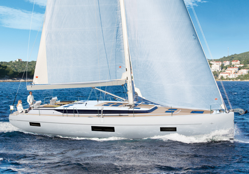 BLUE WATER PERFORMANCE - BAVARIA C50