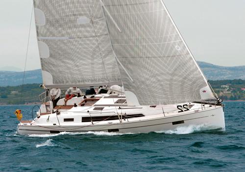 CLUB RACER - BAVARIA Cruiser 41S