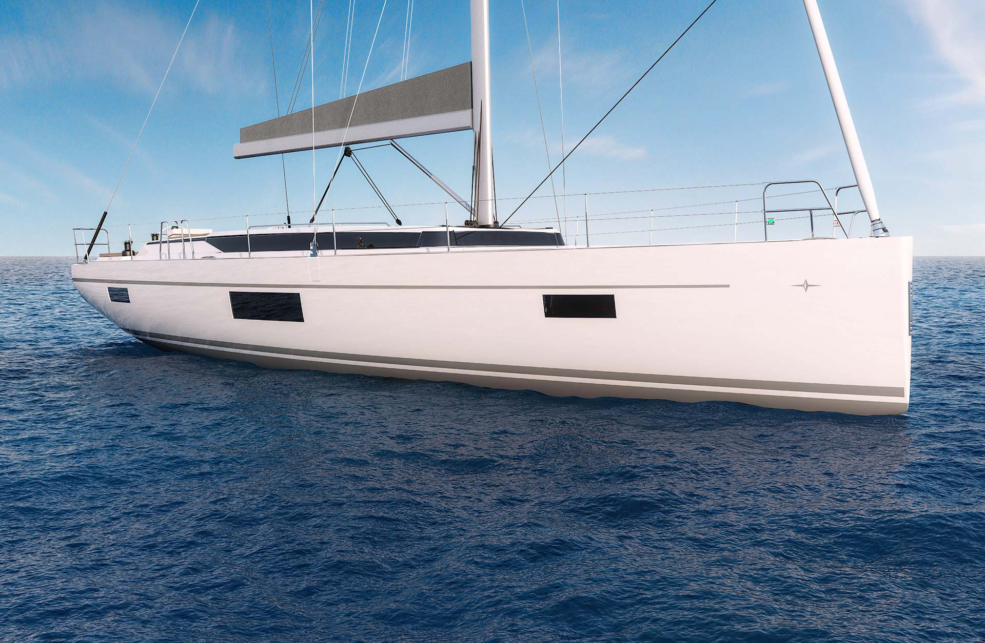 2018 C57 Boats for Sale – Exterior