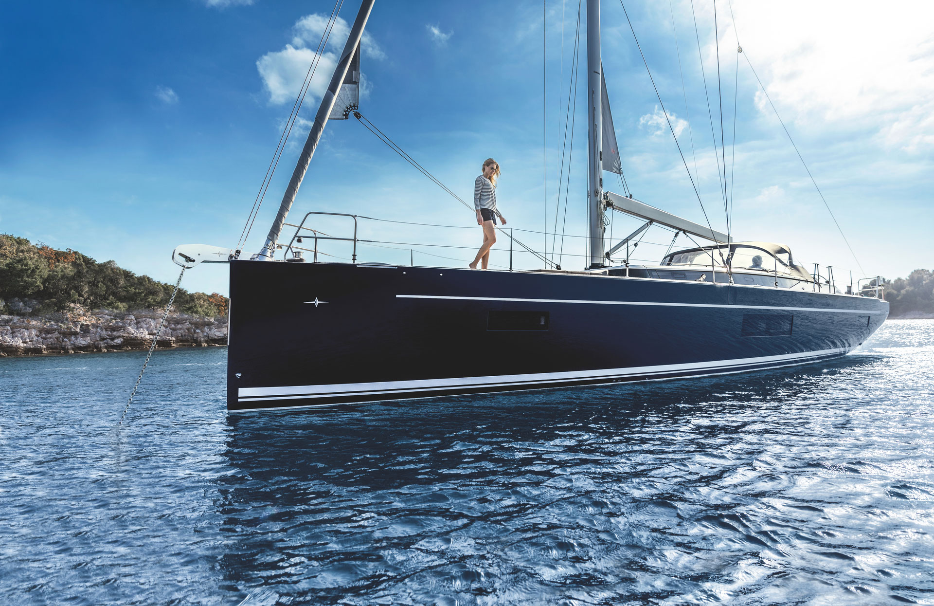 C57 Boats for Sale - Exterior
