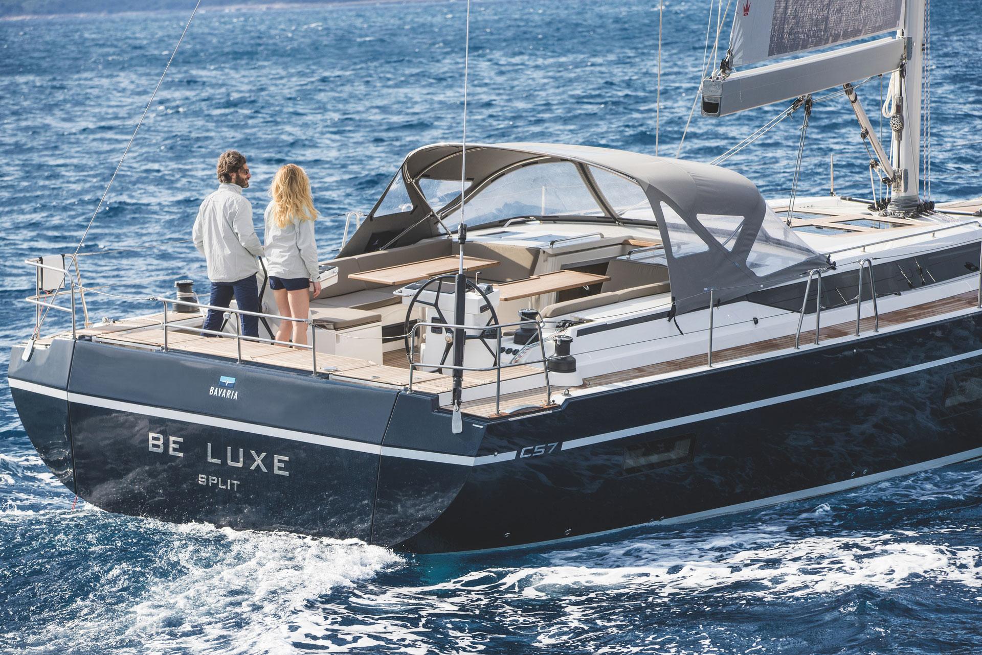 Bavaria C57 Boats for Sale - Exterior