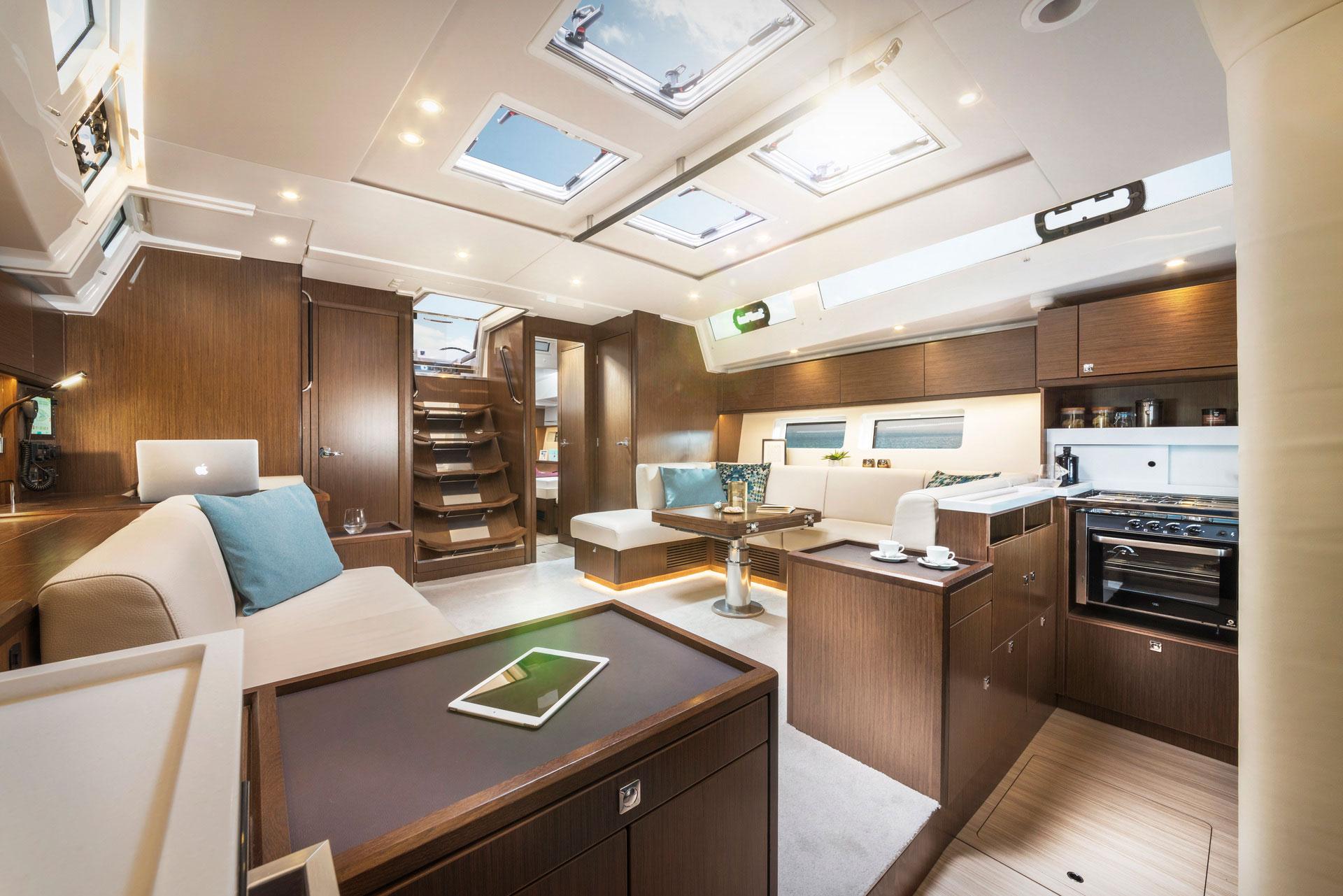 Bavaria C57 Boats for Sale - Interior