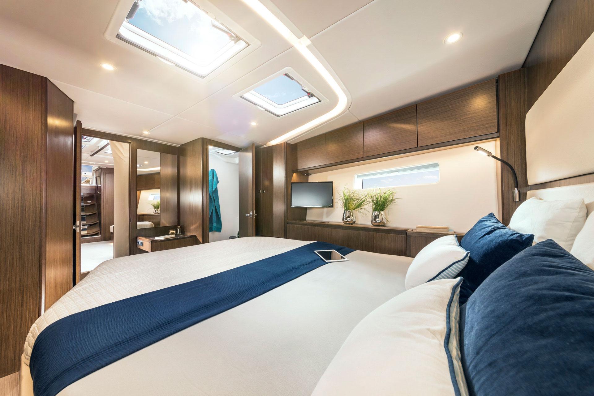 New Bavaria C57 Boats for Sale - Interior