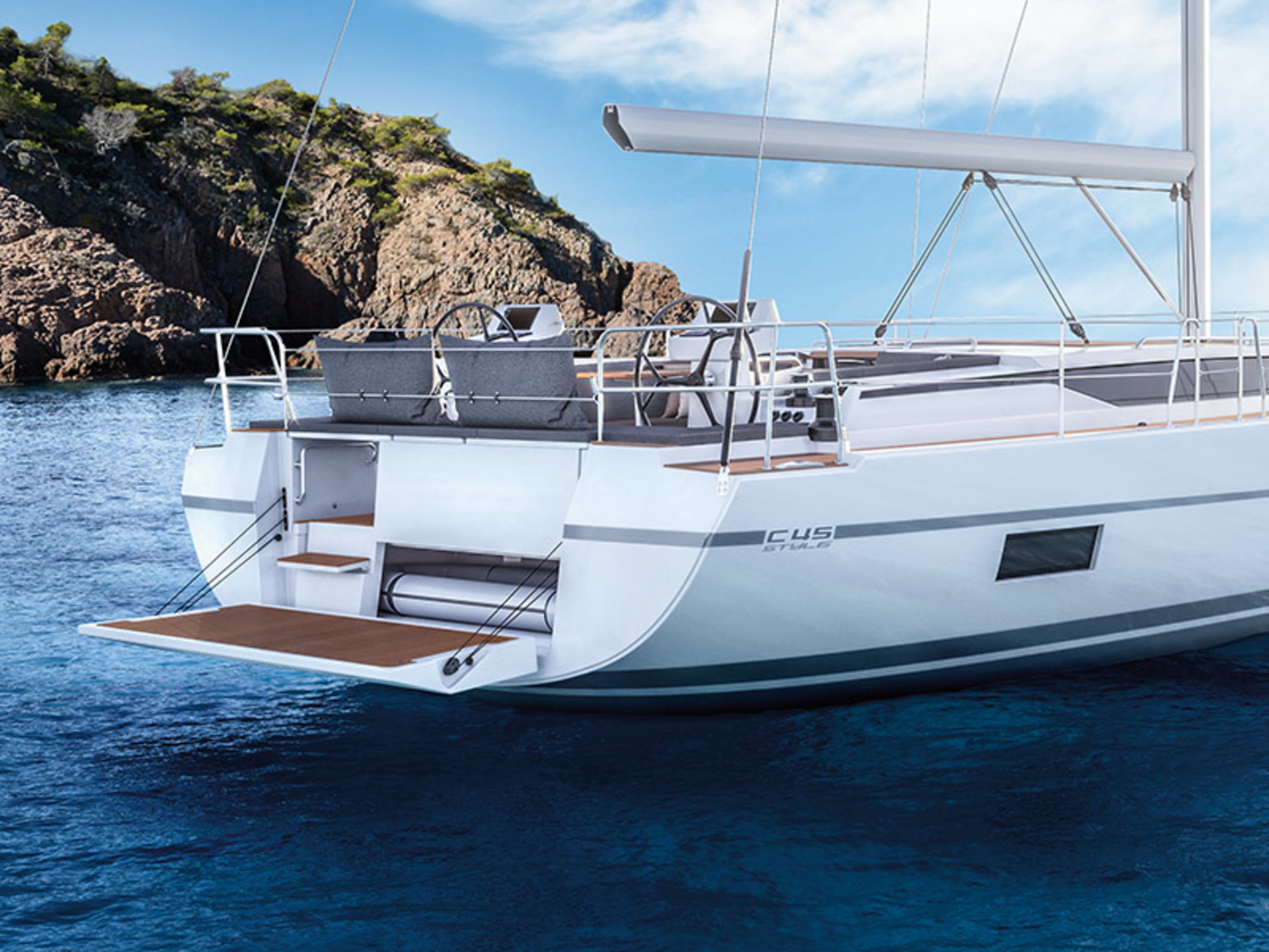 Bavaria C45 Style Bavaria C45 Style Boats For Sale In Usa