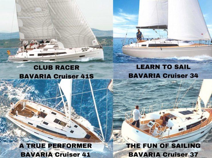 Bavaria Sailing Boats