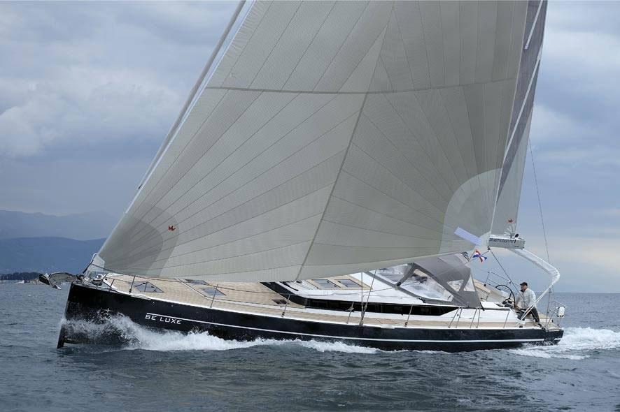 Sailing Boat Bavaria C57 - Exterior