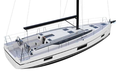 Bavaria Sailboat C45 Ambition