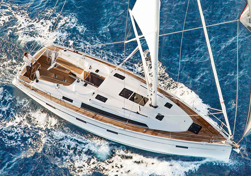 A TRUE PERFORMER - BAVARIA Cruiser 41