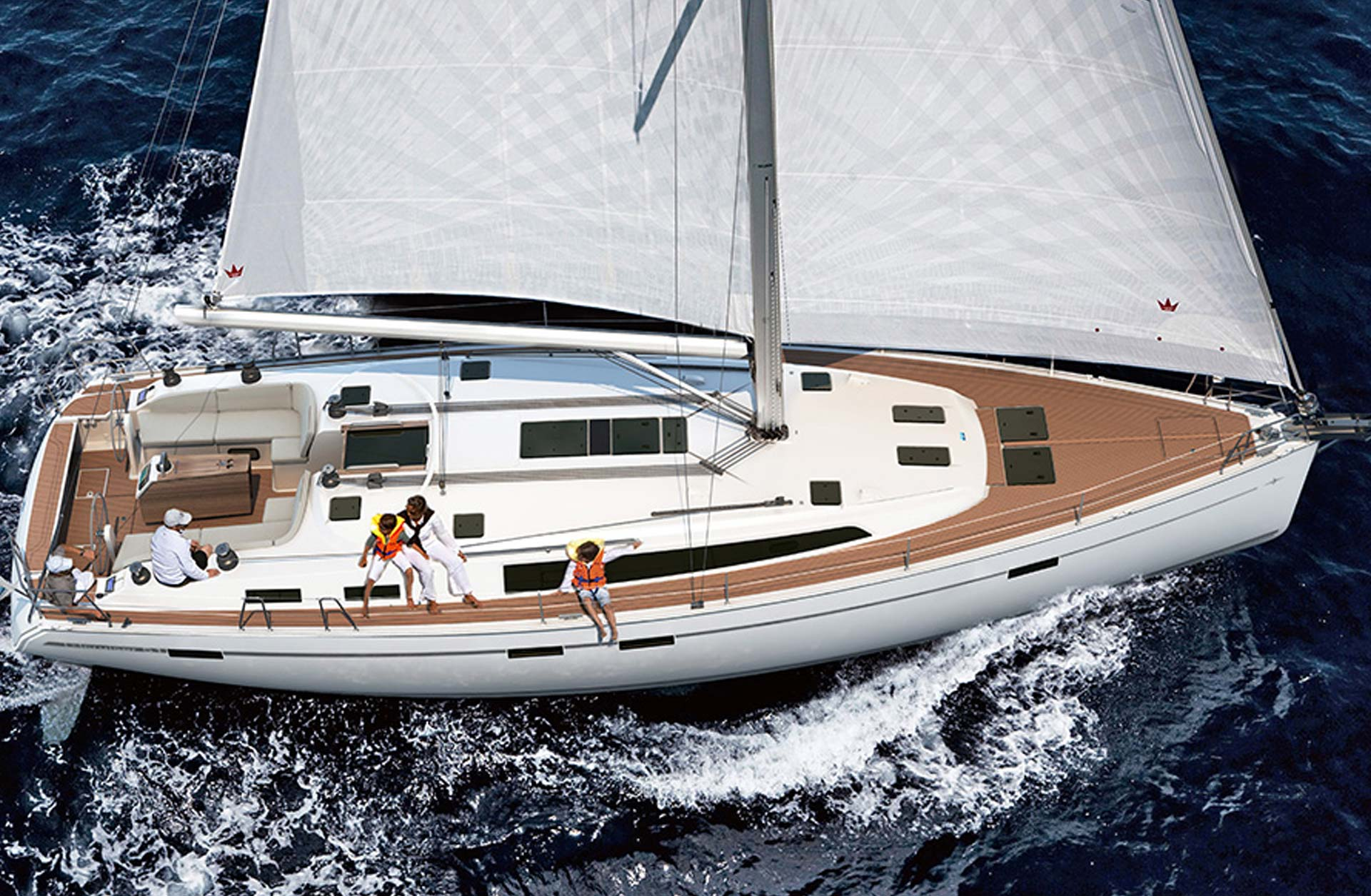 Bavaria Cruiser 51 Boats for Sale - EXTERIOR