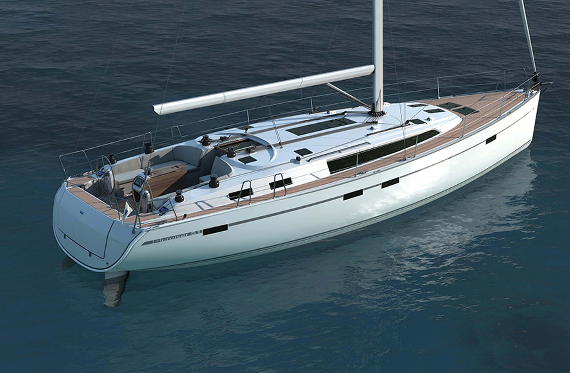 Bavaria 51 Cruiser Boats for Sale - EXTERIOR