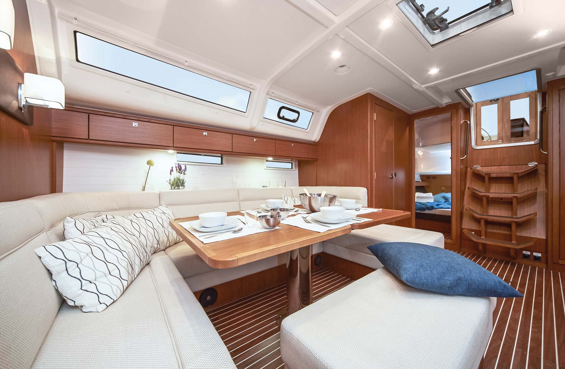 Bavaria Cruiser 51 Jumbo - Interior