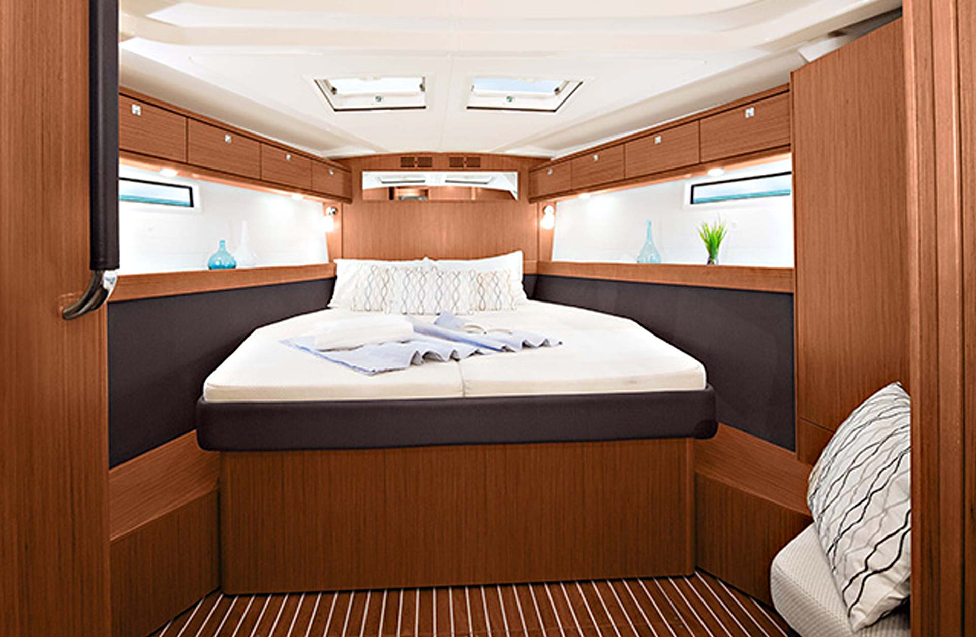 Bavaria Cruiser 51 Style - Interior