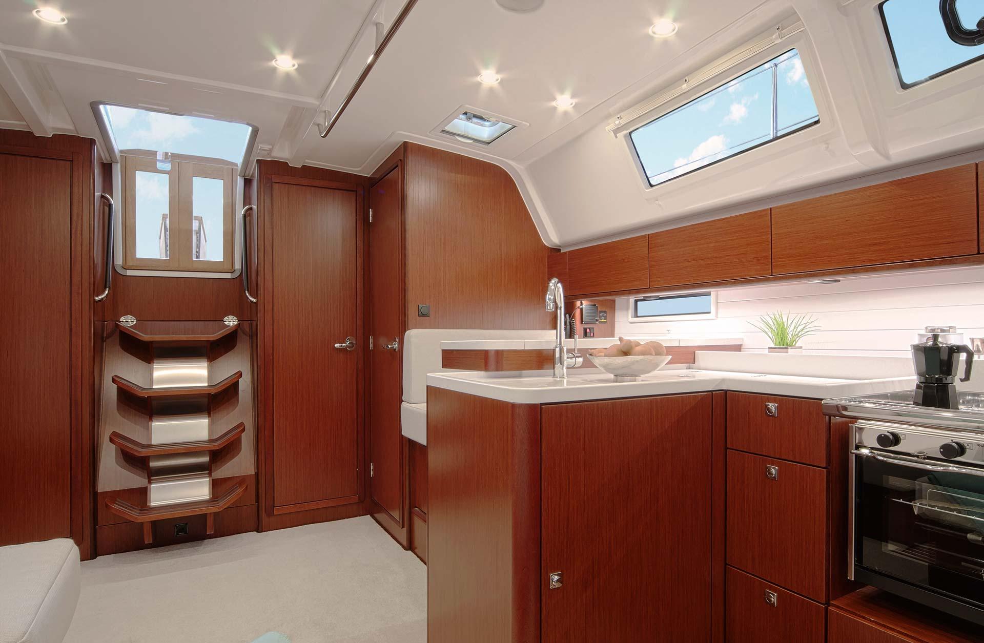 2018 Bavaria Cruiser 51 Style - Interior