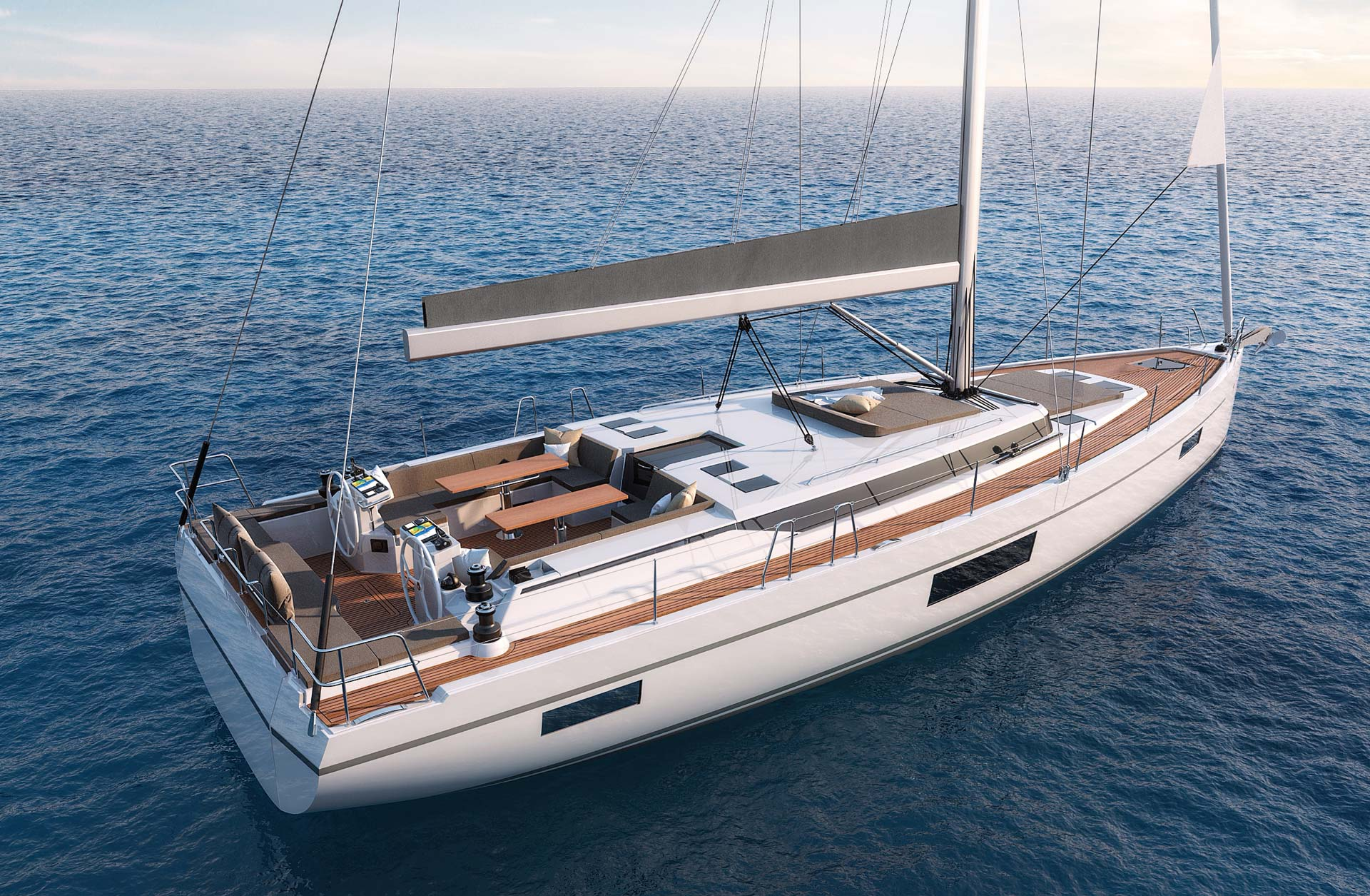 2018 Bavaria C57 Boats for Sale - Exterior