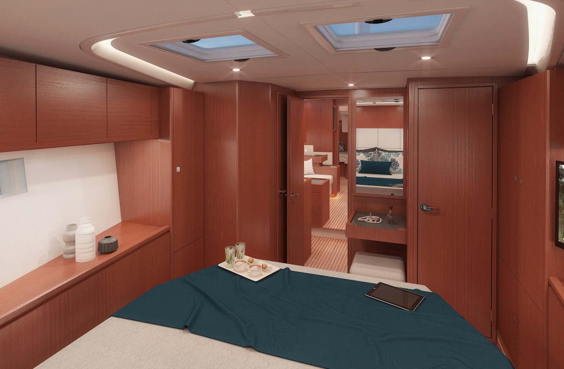 Used C57 - Interior