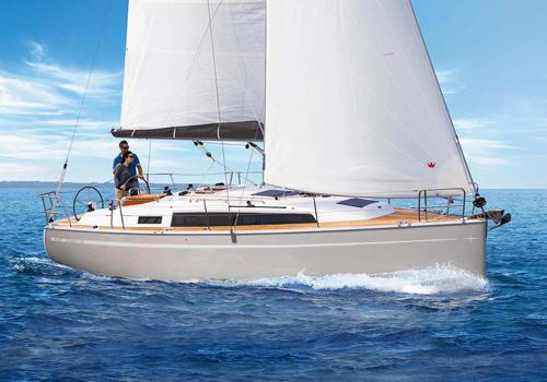 Bavaria Sailboat Cruiser 34