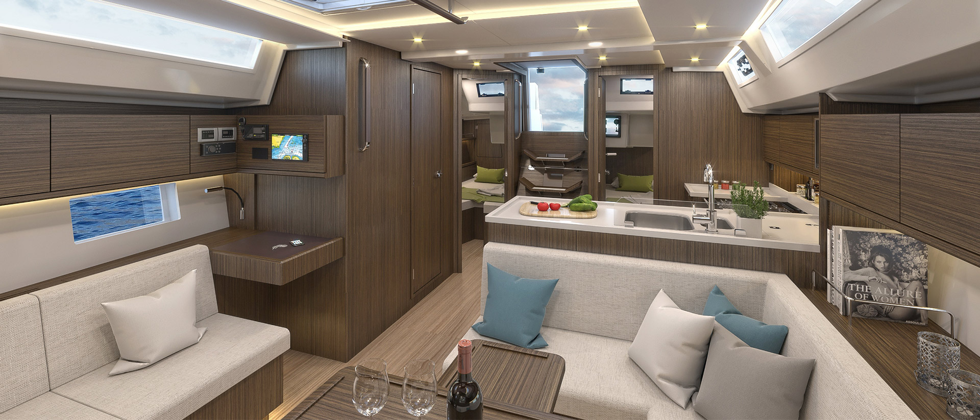 Bavaria C45 Ambition int