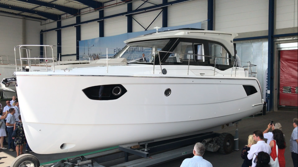 Bavaria E34 Hull
