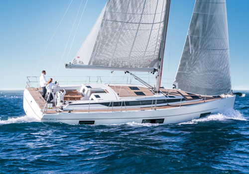 MOST ADVANCED 45? BOAT - BAVARIA C45