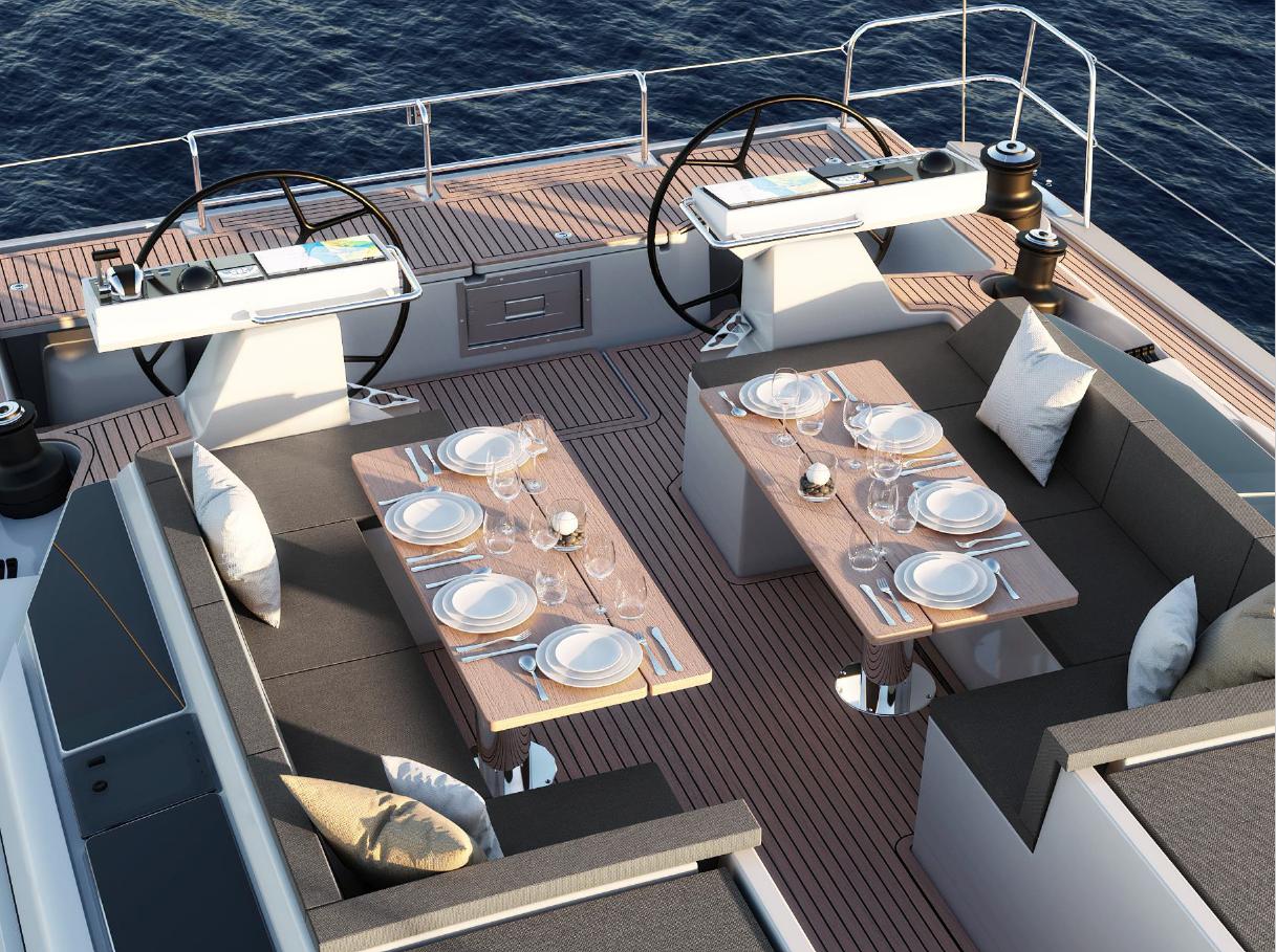 C65 Boats deck