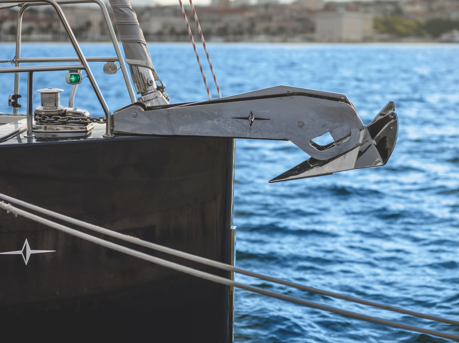Bavaria C57 Anchor