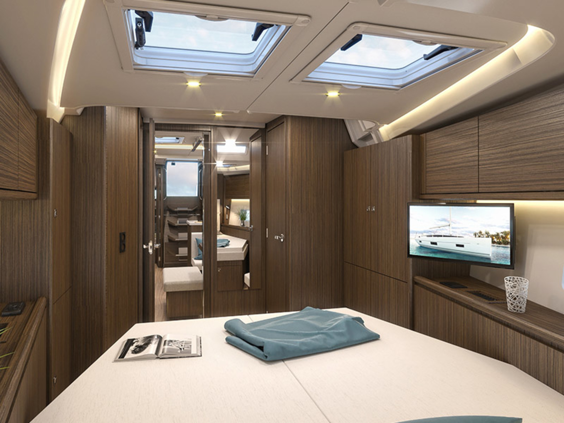 Bavaria C45 Ambition int3