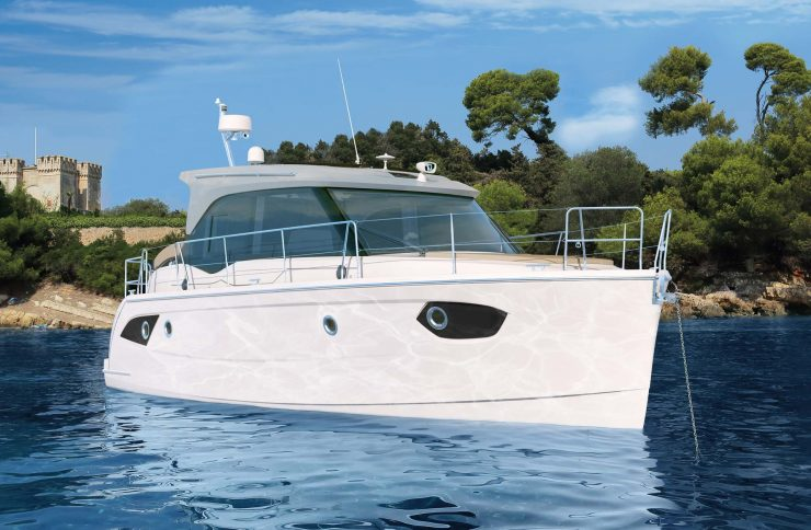 NEW BAVARIA C34