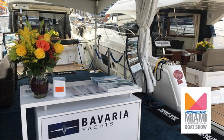 Performance Yacht Sales will be Representing Bavaria Yachts at the 2018 Miami International Boat Show
