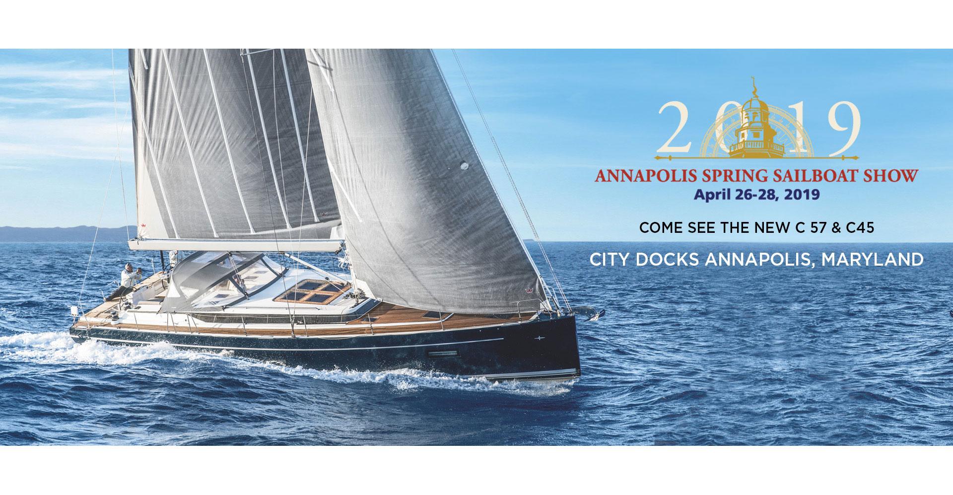 Bavaria C57 Annapolis Boat Show