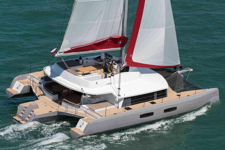 neel trimarans - sailing trimaran for sale